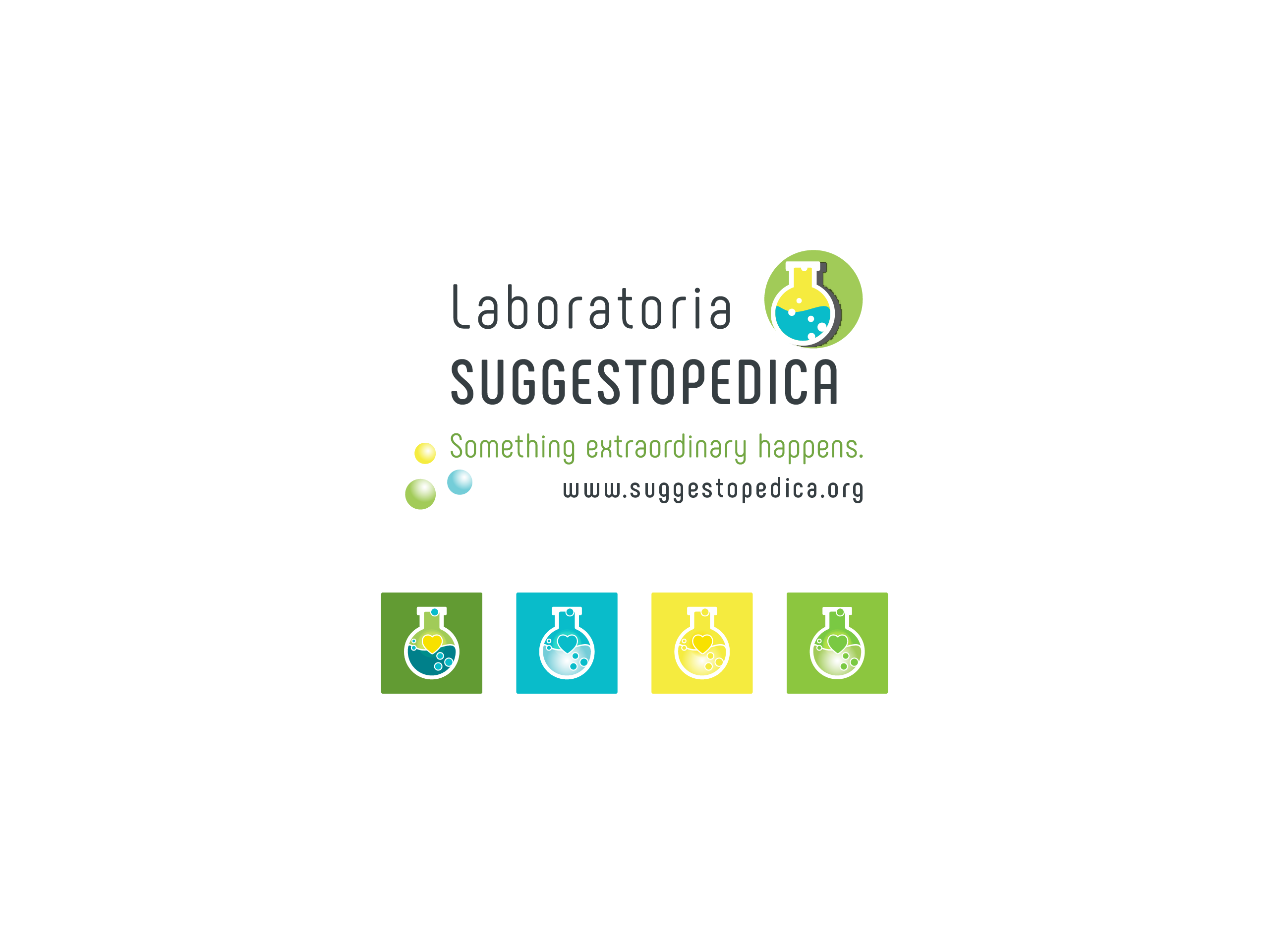 Laboratoria Suggestopedica Logotype by Nadia D.Manning